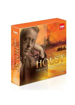 Holst: The Collector's Edition (Music CD)