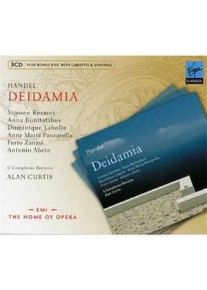 Handel: Deidamia (Music CD)