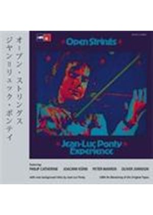 Jean-Luc Ponty Experience - Open Strings (Music CD)