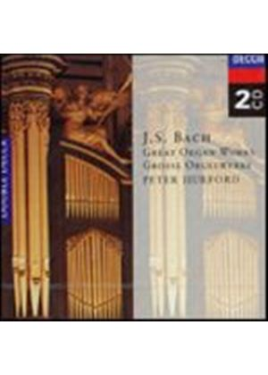Johann Sebastian Bach - Solo Organ Works (Hurford) (Music CD)