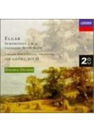 Edward Elgar - Symphonies 1 And 2/Cockaigne/In The South (LPO/Solti) (Music CD)