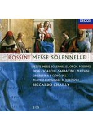 Gioachino Rossini - Messe Solennelle (Dessi/Chailly) (Music CD)