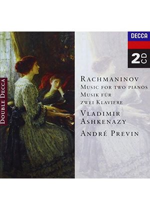 Rachmaninov: Music for Two Pianos