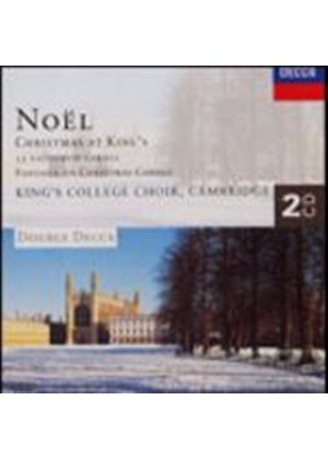 Various Composers - Noel - Christmas At Kings (Kings College Choir/Willcocks) (Music CD)