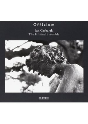 Jan Garbarek - Officium (Hilliard Ensemble) (Music CD)