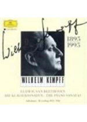 Beethoven - Beethoven: Complete Piano Sonatas