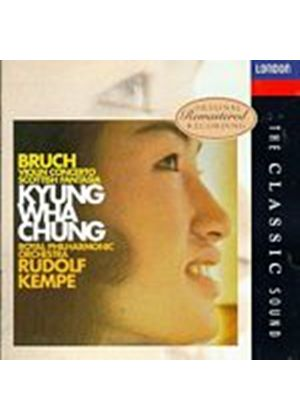 Max Bruch - Violin Concerto No.1 (Chung) (Music CD)