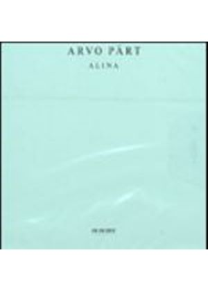Arvo Part - Alina (Spivakov/Bezrodny/Malter) (Music CD)