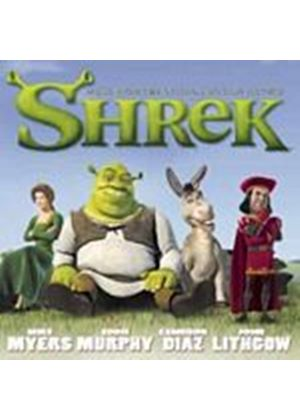 Original Soundtrack - Shrek (Music CD)