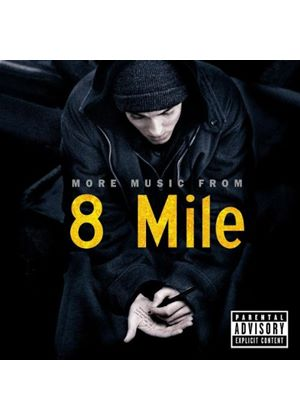 Original Soundtrack - More Music From 8 Mile (Music CD)