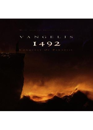 Original Soundtrack (Vangelis) - 1492 - Conquest Of Paradise (Music CD)