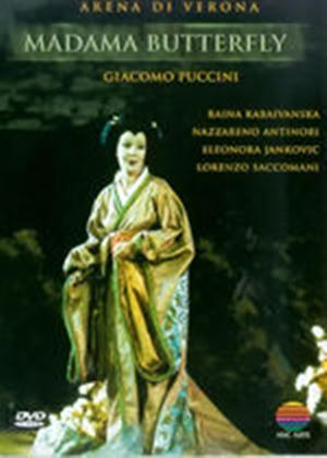 Puccini: Madama Butterfly -- Verona/Arena [1983]