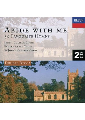 Various Artists - Abide With Me - 50 Favourite Hymns (Music CD)