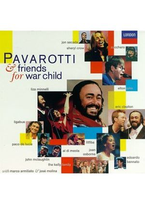 Pavarotti And Friends - For War Child (Music CD)