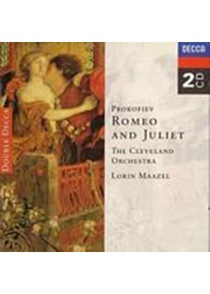 Sergei Prokofiev - Romeo And Juliet (Cleveland Orchestra, Maazel) (Music CD)