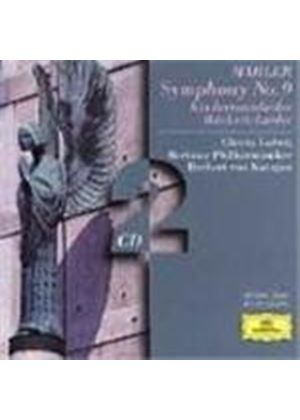 Mahler: Symphony No 9. Song Cycles