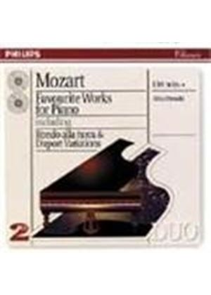 Mozart: Favourite Piano Works