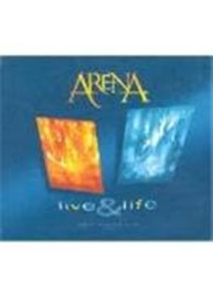 Arena - Live And Life (+DVD)