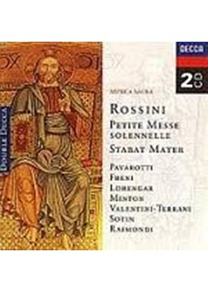 Soloists/LSO/Kertesz - Rossini/Petite Messe/Stabat Mater (Music CD)