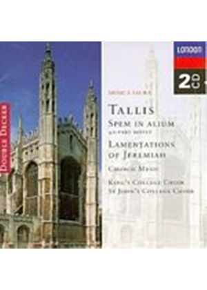 Kings College Choir - Tallis/Spem In Alium (Music CD)