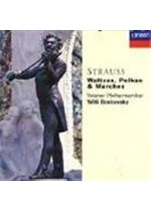 Strauss Family: Marches, Polkas & Waltzes
