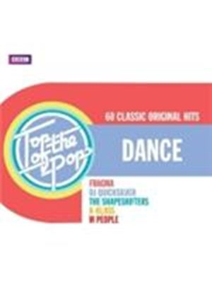 Various Artists - Top Of The Pops - Dance (Music CD)
