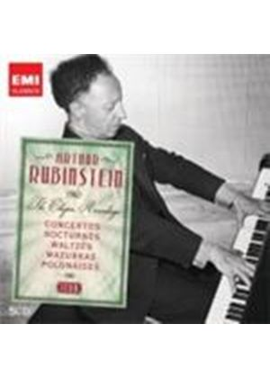 Arthur Rubinstein - The Chopin Recordings (Music CD)