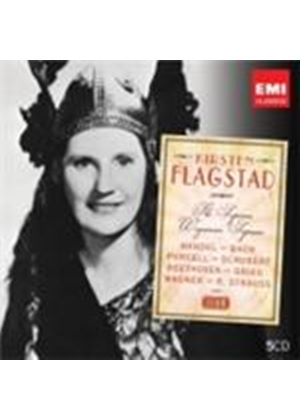 Kirsten Flagstad - The Supreme Wagnerian Soprano (Music CD)