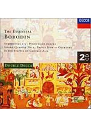 Various Artists - The Essential Borodin (Music CD)
