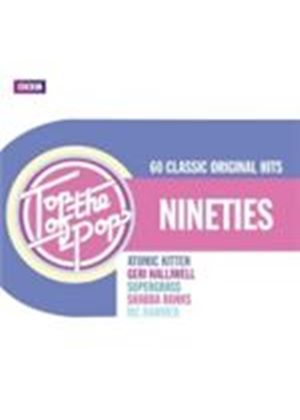 Various Artists - Top Of The Pops - Nineties (Music CD)