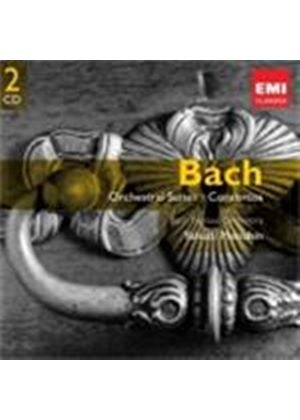 Bach: Orchestral Suites; Concertos (Music CD)