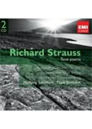 Strauss: Tone Poems (Music CD)