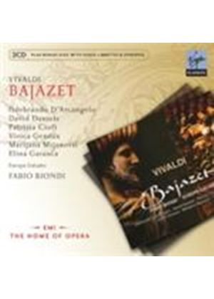 Vivaldi: Bajazet (Music CD)