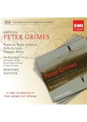 Britten: Peter Grimes (Music CD)