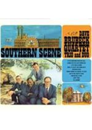 Dave Brubeck Quartet (The) - Southern Scene/The Riddle (Music CD)