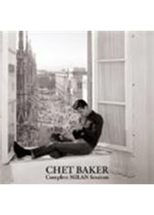 Chet Baker - Complete Milan Sessions, The (Music CD)