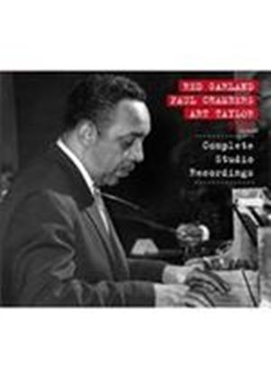 Red Garland & Paul Chambers/Art Taylor Trio - Complete Studio Recordings (Music CD)