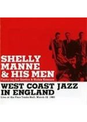 Shelly Manne & His Men - West Coast Jazz In England Free Trade Hall 1960 (Music CD)