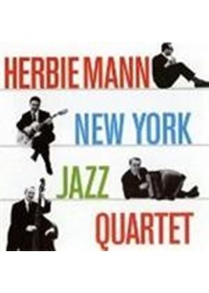 Herbie Mann - New York Jazz Quartet/Music For Surburban Living (Music CD)