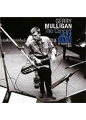 Gerry Mulligan - Concert Jazz Band At Newport 1960, The (Live) (Music CD)