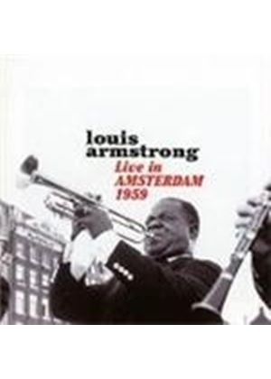 Louis Armstrong - Live In Amsterdam 1959 (Music CD)