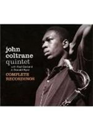 John Coltrane Quintet - With Red Garland And Donald Byrd (Music CD)