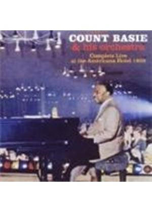 Count Basie - Complete Live at the Americana Hotel 1959 (Live Recording) (Music CD)