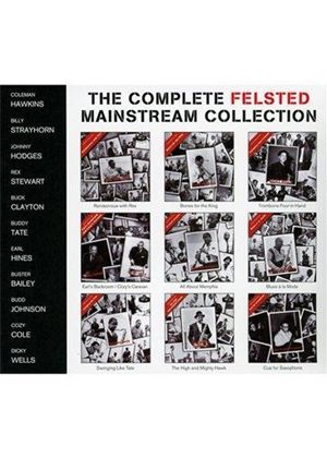 Various Artists - Complete Felsted Mainstream Collection (Music CD)