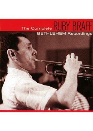 Ruby Braff - Complete Bethlehem Recordings/The Ruby Braff Special (Music CD)