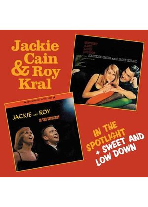 Jackie Cain - In the Spotlight/Sweet and Low Down (Music CD)