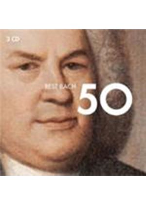 50 Best Bach (Music CD)