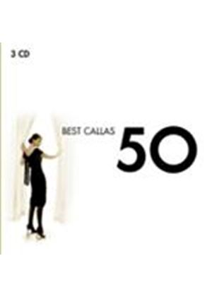 Maria Callas - 50 Best Classics (Music CD)