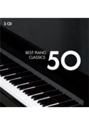 50 Best Piano Classics (Music CD)