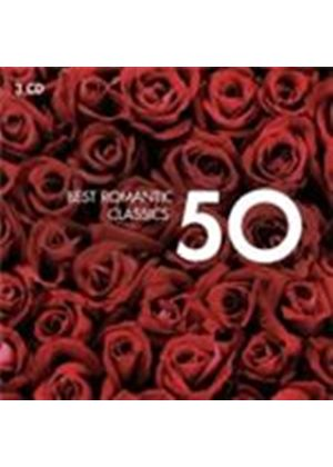 50 Best Romantic Classics (Music CD)